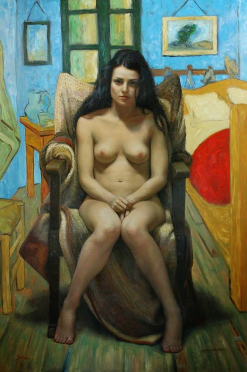 Erotic paintings of jia lu - 1 part 10