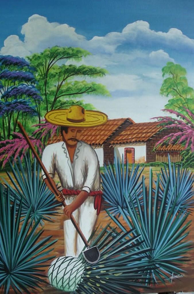 Paisajes Mexicanos Pintados en Óleo