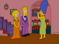 Simpson's Future-Drama