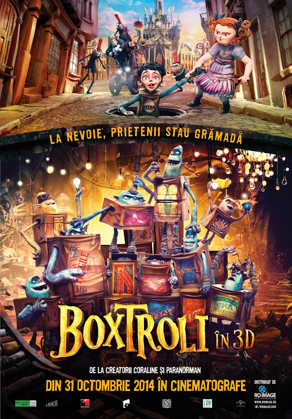 'The Boxtrolls': What are critics saying about the ...