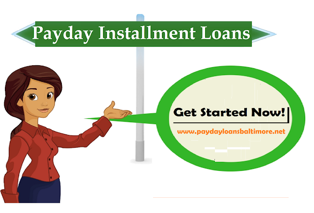 Baltimore city payday loans