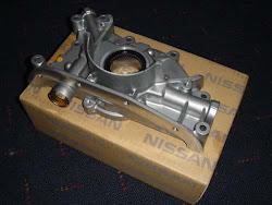 R34 N1 oil pump