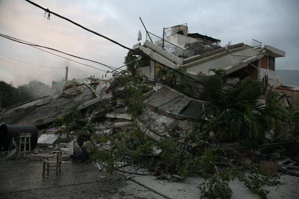terremoto de haití 2010