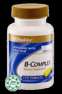 b complex, set migrain