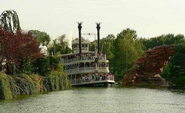 Disneylandia Barcos