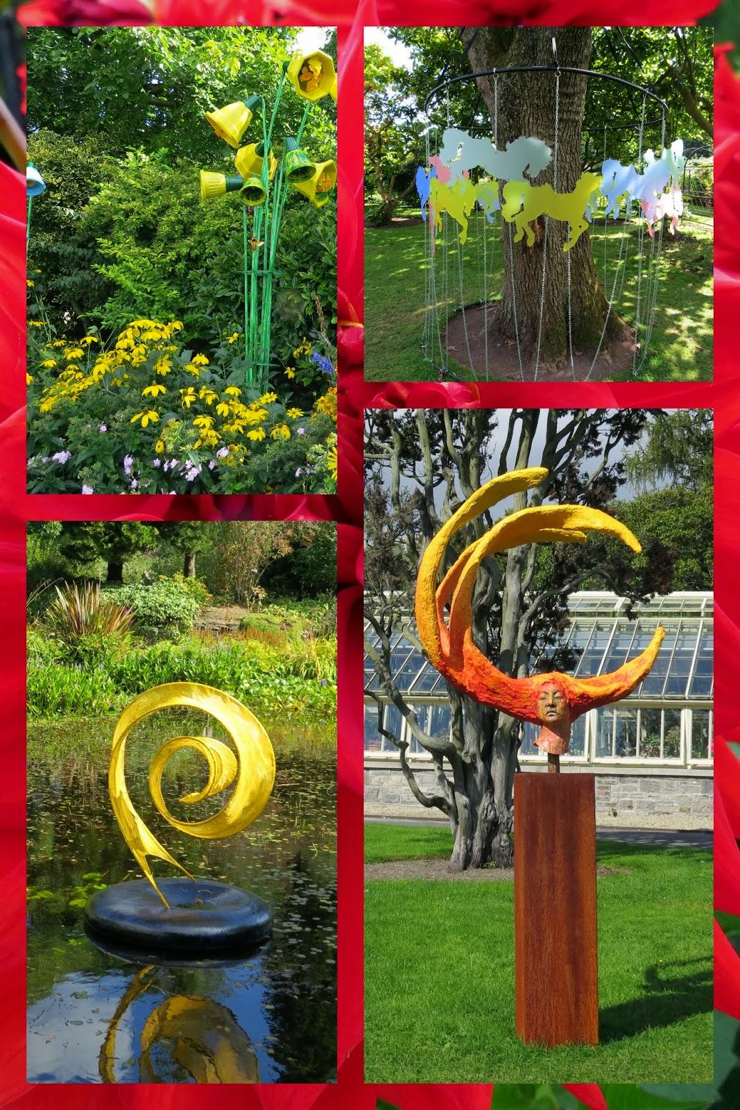 National Botanic Gardens - Dublin - Sculpture in Context 2014