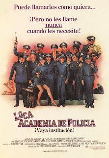 Ver Película Loca academia de policía Online Gratis (1984)