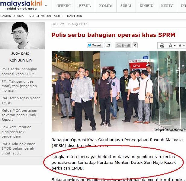 Malaysiakini-SPRM