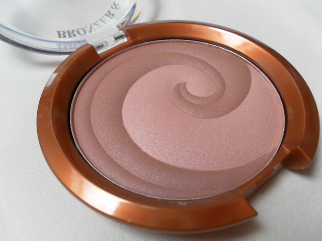 A picture of Miners Bronzer & Blusher Blend