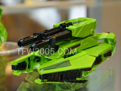 Brawl Transformers Generations Bruticus BOTCON 2012
