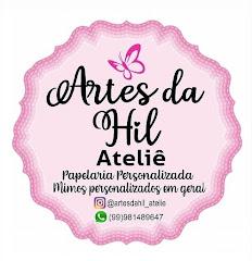 ARTES DA HIL Ateliê - Papelaria Personalizada e Mimos Personalizados