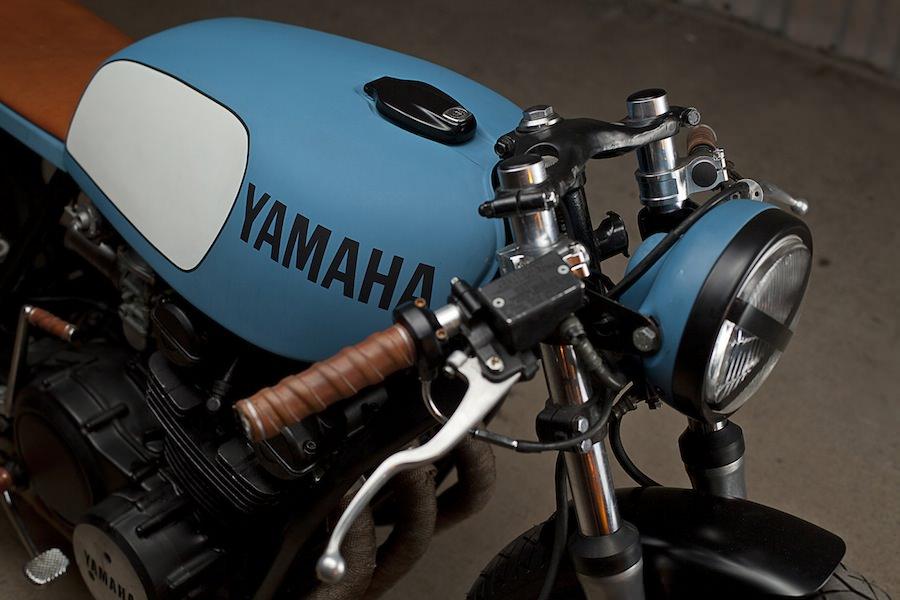 YAMAHA CAFE RACER | YAMAHA XS750 CAFE RACER BY UGLY MOTORBIKES Yamaha xs 750 cafe racer | Yamaha xs750 cafe racer parts | Yamaha 750 cafe racer | Yamaha xs cafe racer | xs 750 cafe racer | xs750 cafe seat