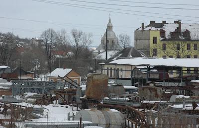 нефт,техн,Борислав,Львов,курорт,загрязнение,эколог,