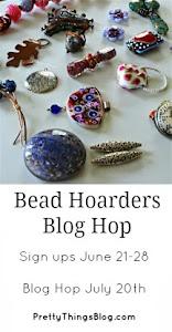 Bead Hoarders Blog Hop!