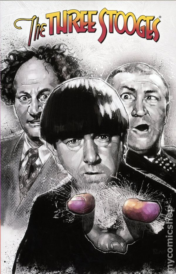 THE THREE STOOGES TPB VOL. 1