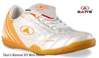 Model Sepatu Futsal Terbaru Dan's Baressi ID Men Shoes (Spesifikasi dan Harga)