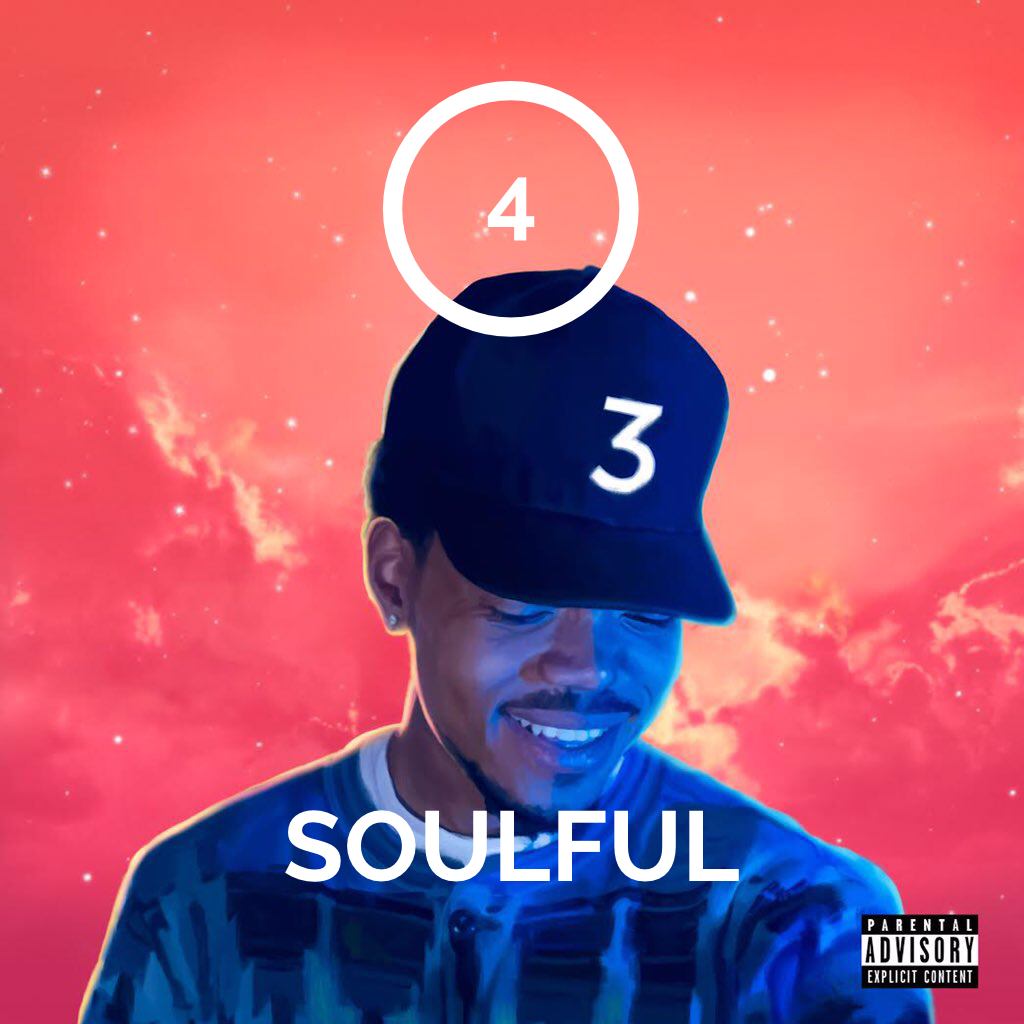 Coloring book chance - Chance The Rapper Coloring Book 1 Word Review