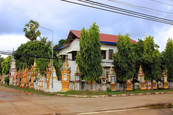 Templo Xaiyaphoum (Savannakhet, Laos)