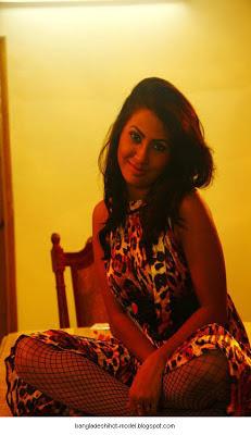 Bangladeshi actress Alisha Pradhan