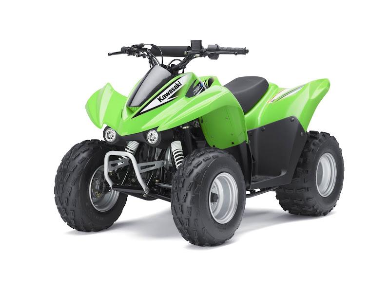 2012 Kawasaki KFX90 Picture