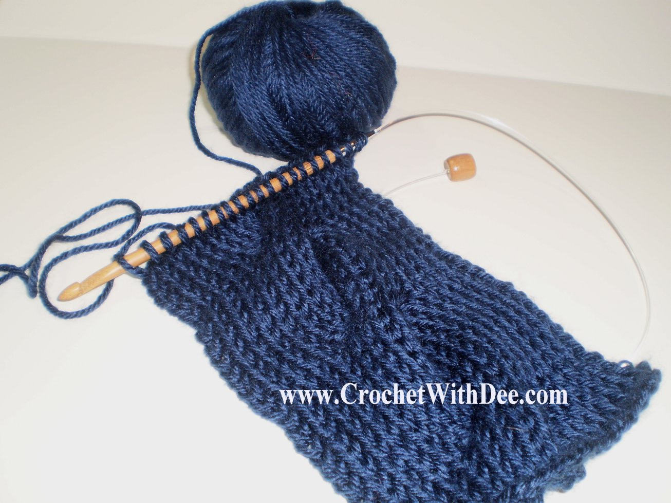 CrochetingWithDee.com: 60/60 leads to taking a crochet class