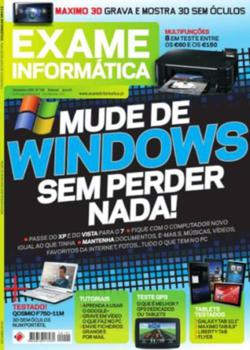 lancamentos Download   Exame Informática Ed.195   Setembro   (Exclusivo 2011)