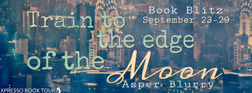 Train To The Edge of The Moon Book Blitz