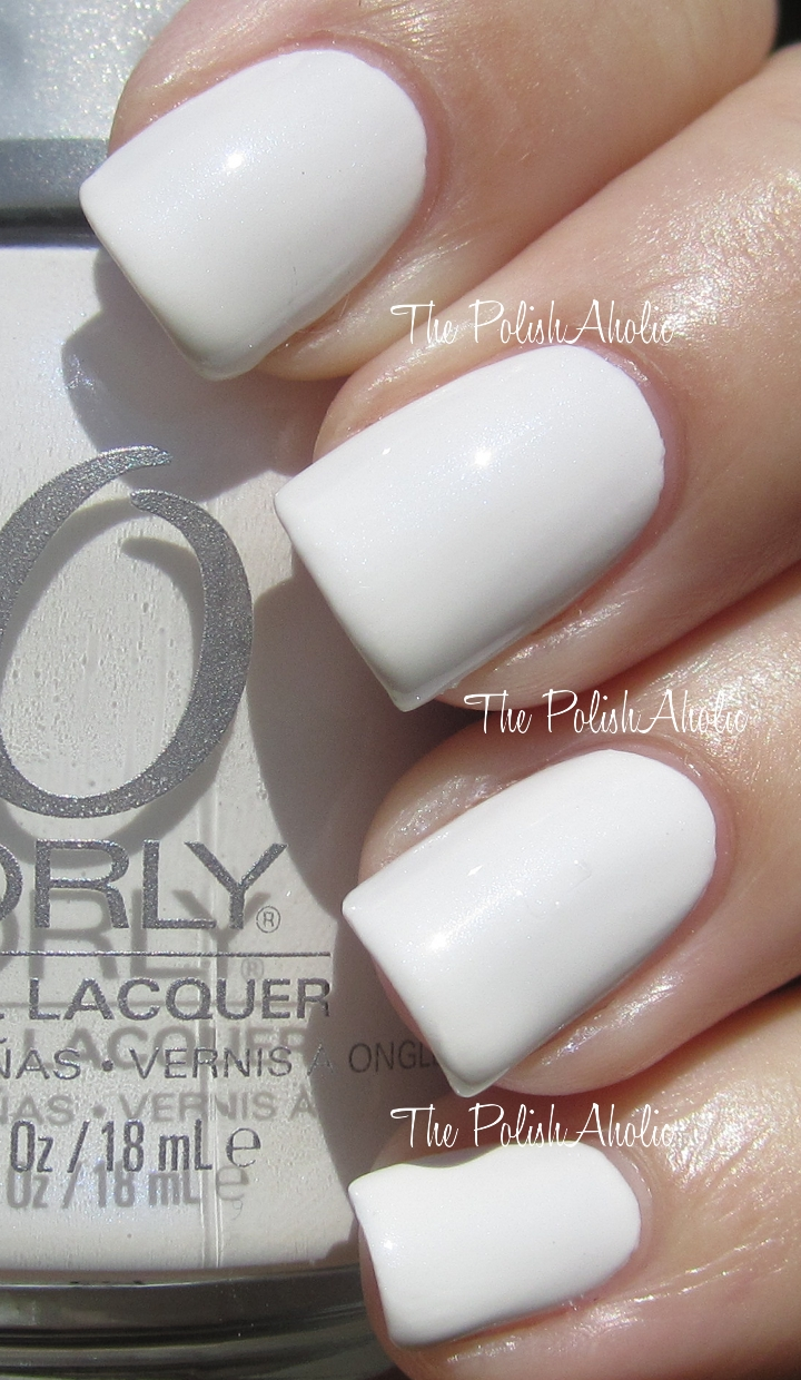 The PolishAholic: Orly Summer 2012 Feel The Vibe Collection Swatches!