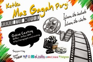 Casting Online Film Ketika Mas Gagah Pergi