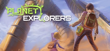 Torrent Super Compactado Planet Explorers Steam Edition PC