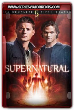 Supernatural 5ª - Torrent Blu-Ray (Oficial) Dublado (2009)