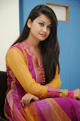 Actress Chandini Photos at Aarya chitra audio-thumbnail-3