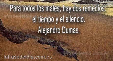Frases célebres Alejandro Dumas