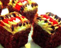 resep cake cappucino