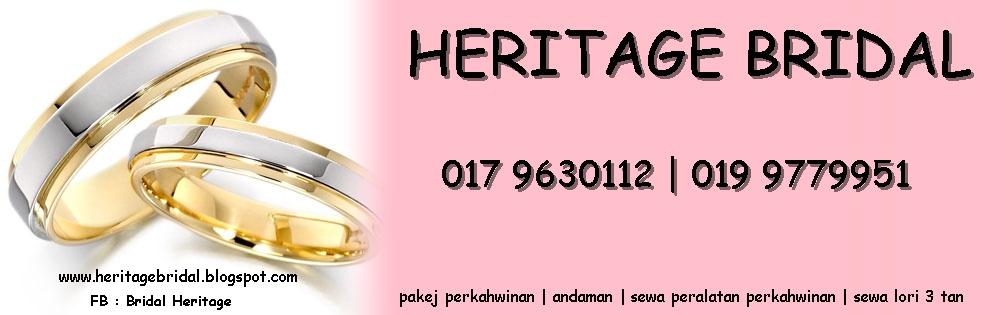 HERITAGE BRIDAL