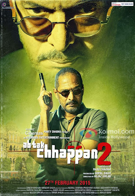 Ab Tak Chhappan 2 2015 Hindi DVDScr 700mb XviD