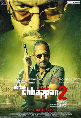 Ab Tak Chhappan 2 2015 Hindi DVDScr 300MB
