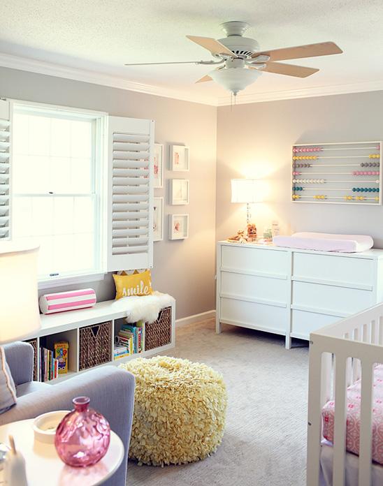 Cinza uma nova cor para o quarto do bebê!  Jeito de Casa  Blog de Decoração