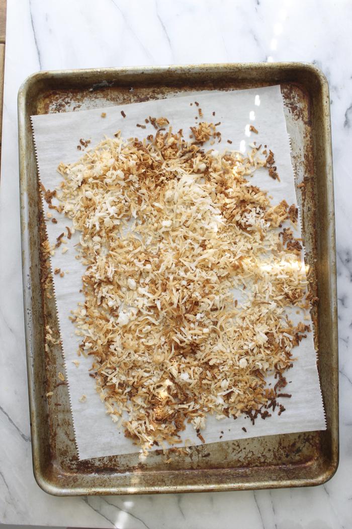 Ladyface Blog: Coconut Nest Cupcakes