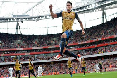 Arsenal Tidak akan Datangkan Striker Baru
