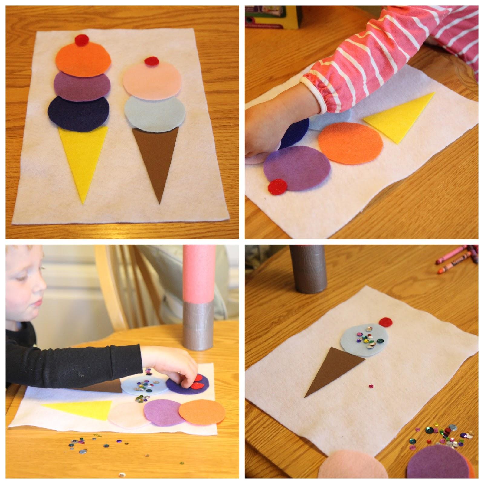 Felt craft book - Craft Book For Kids Felt Craft Book Craft Book For Kids Toddler Craft Book 3