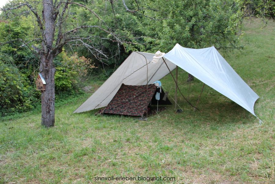 sinnvoll erleben sinnvoller leben zeltlager im garten. Black Bedroom Furniture Sets. Home Design Ideas