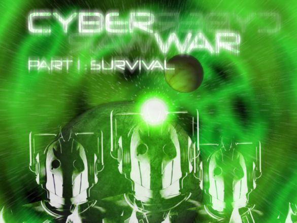 Perang cyber