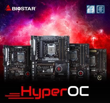 BIOSTAR HyperOC Technology
