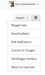 Cara Mudah Mengembalikan Tampilan Lama Blogger