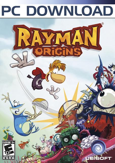 [PC] RAYMAN ORIGINS [ONE2UP]