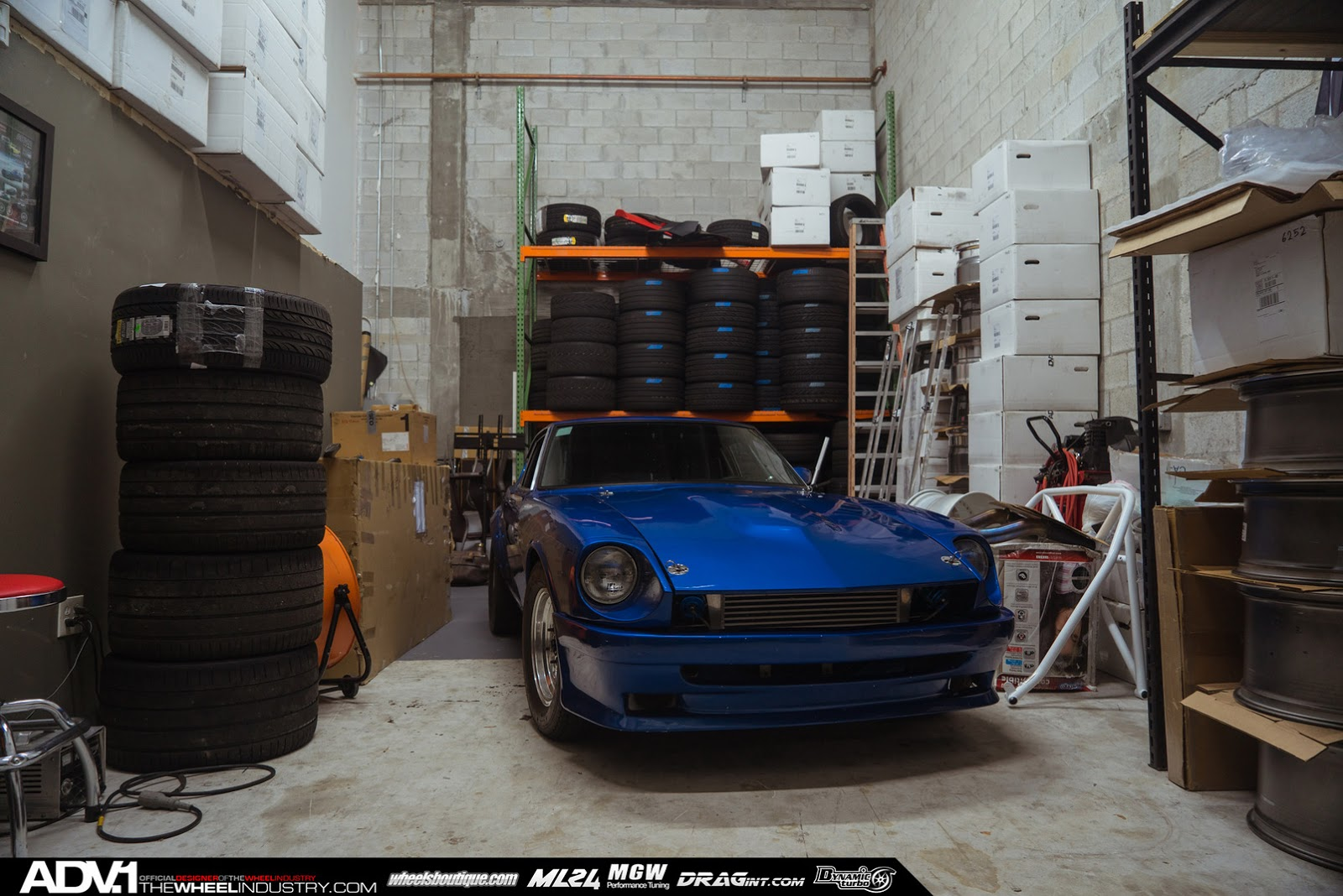 ADV.1 Wheels' +1,000HP Supra-Powered 1978 Datsun 280Z Is A Beast | Carscoops