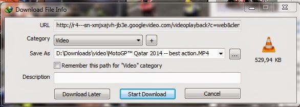 Cara mendownload video dari Youtube