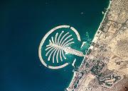 image of palm Jemuirah. (palm jumeirah)