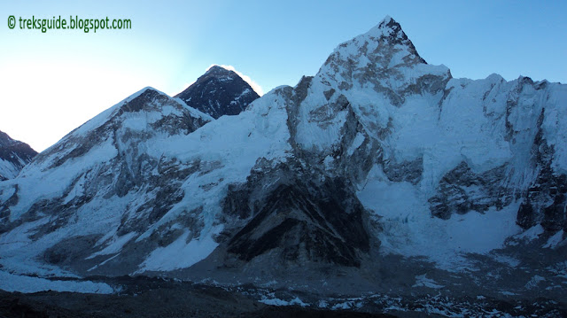 Everest view early in the morning